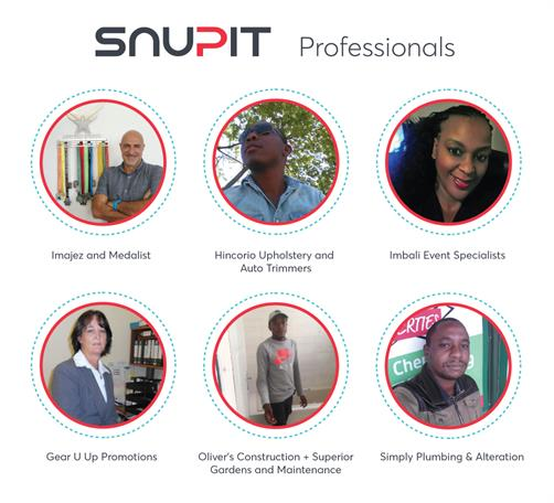 Snupit Small Business Owners