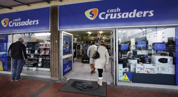 Cash Crusaders - Roodepoort  Projects, photos, reviews and