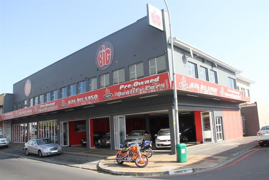 Car Driving Services Long Distance >> Big Apple - Cape Town. Projects, photos, reviews and more ...