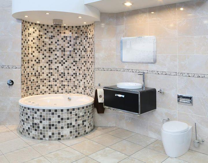 New When It Comes To Tiling A Bathroom  These Tiles Vary According To Application Floor Or Wall And Composition Ceramic Tiles According To Mr Emma Katongole, A Salesperson In The Sanitary Department At CTM, Ceramic Tiles Are The Most