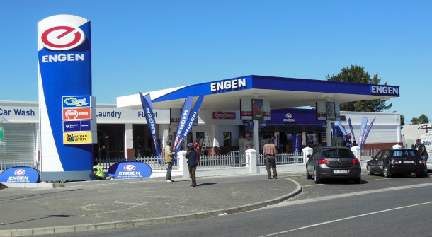Engen Petrol Station Johannesburg Projects Photos