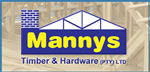 Mannys Timber And Hardware