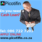 Picotifin Cash Loans