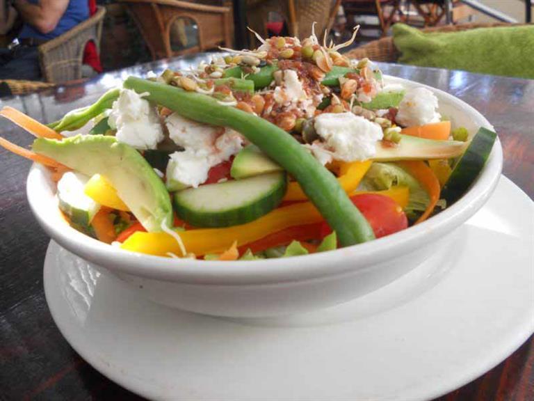 Green Beans Cafe Westlake Menu