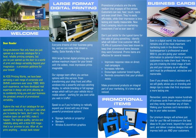 Kds printing durban projects photos reviews and more snupit reviews reheart Image collections