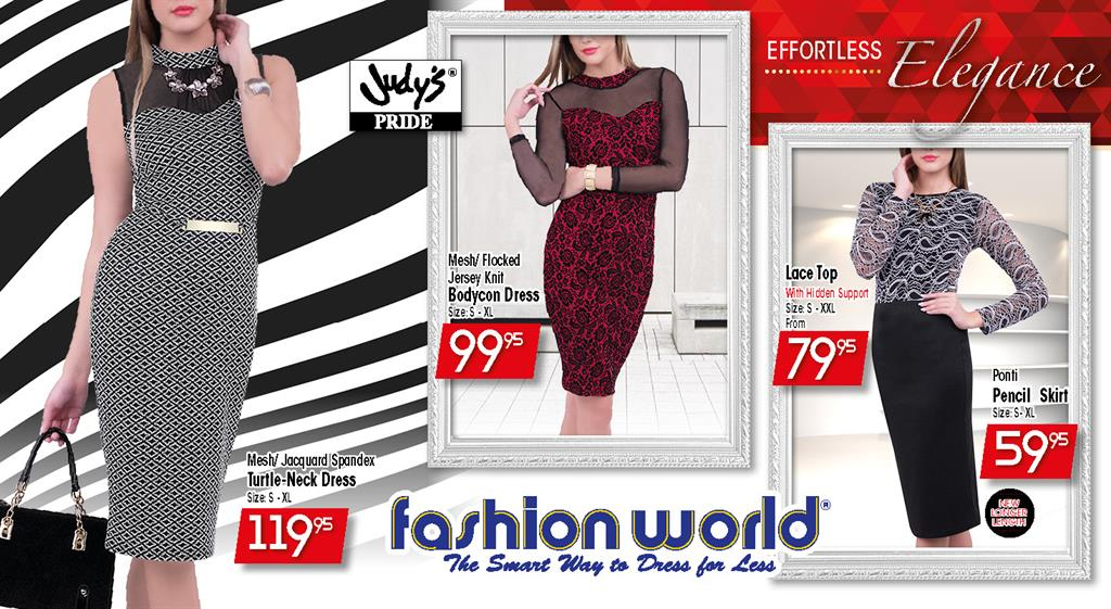 Fashion world dresses in cape town