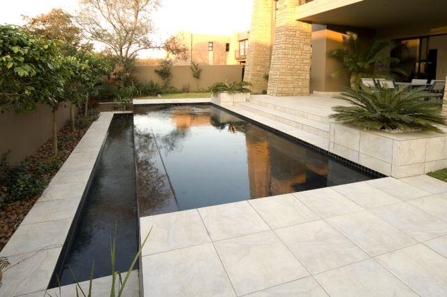 Aries pools johannesburg projects photos reviews and for Pool design johannesburg
