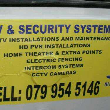 Dstv Amp Security Systems Boksburg Projects Photos