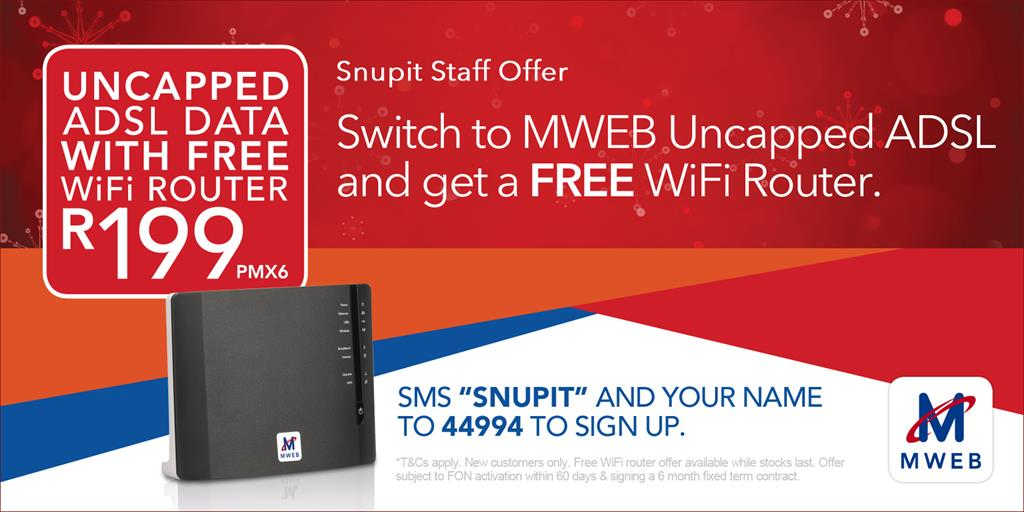 Wifi Service Provider >> MWEB - Cape Town. Projects, photos, reviews and more | Snupit