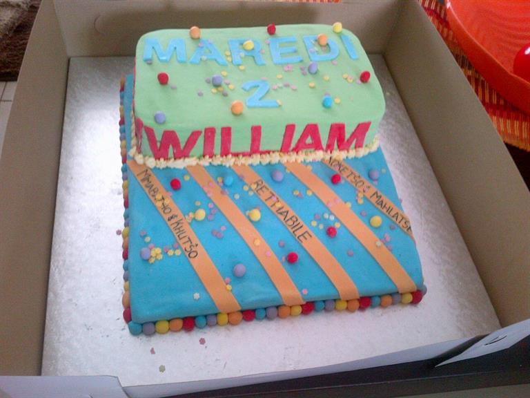 Birthday Cakes Boksburg