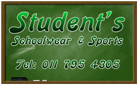 Student's Schoolwear And Sports
