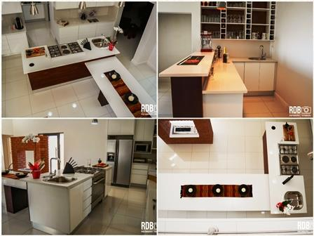 Ergo designer kitchens pretoria projects photos for Kitchens centurion