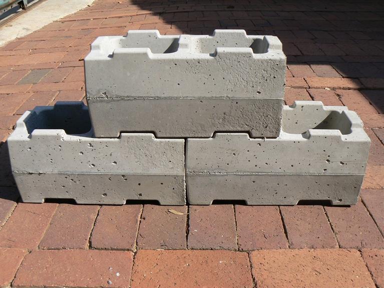 Concrete Building Blocks : Concrete block construction pretoria projects photos