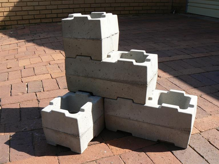 Concrete block construction pretoria projects photos for Building a concrete block house