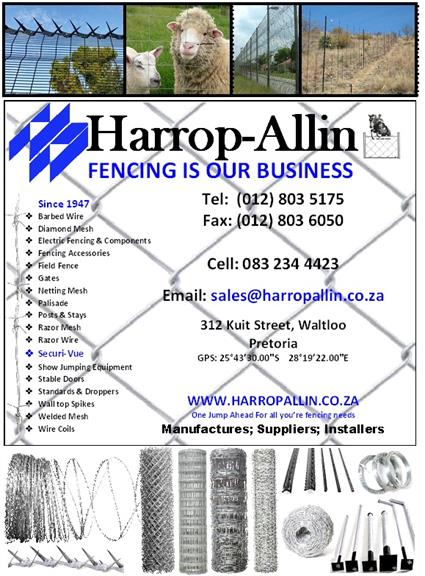 G Harrop Allin Amp Sons Pretoria Projects Photos