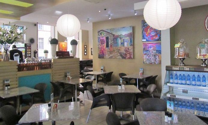 City Perk Cafe Johannesburg