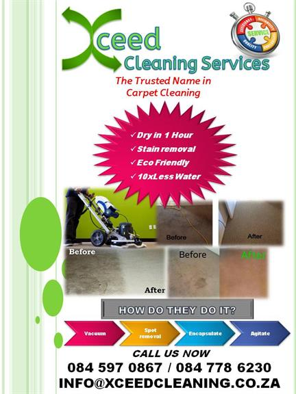Xceed Cleaning Services, Johannesburg South, Johannesburg ...