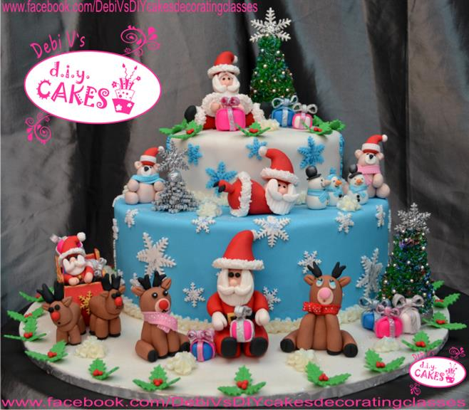 Cake Decorating Za : DIY Cakes - School Of Cake Decorating - Pretoria. Projects ...