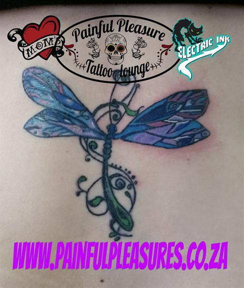 Painful Pleasure Tattoo Lounge