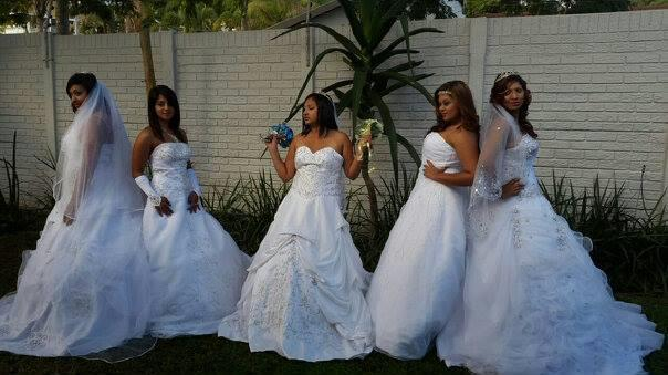 Wedding And Kids Debs Dresses For Hire - Durban. Projects, photos ...