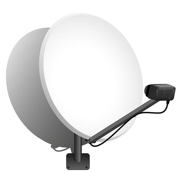 Интернет по спутниковой тарелке своими руками