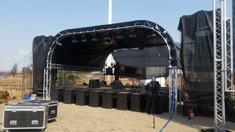Stage Rental Or Stage Hire Katlehong Projects Photos