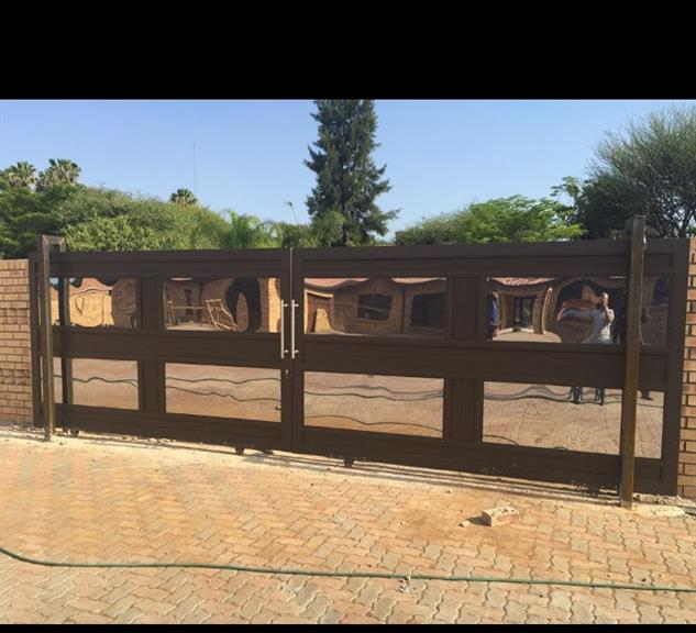 Optimal Glass And Aluminium Services Polokwane Projects