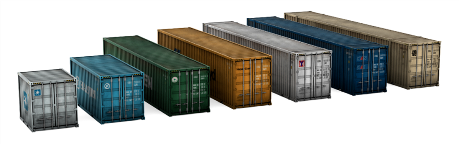 Speedspace roodepoort projects photos reviews and for Shipping container sizes for homes
