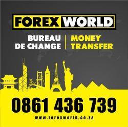 Forex world sandton