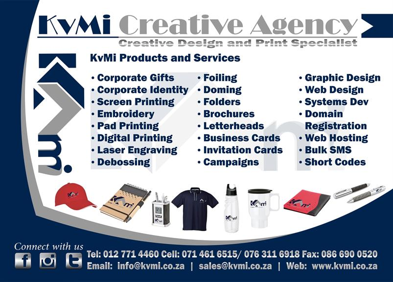 Kvmi creative agency polokwane projects photos reviews and more reviews reheart Gallery