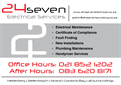 24Seven Electrical Services