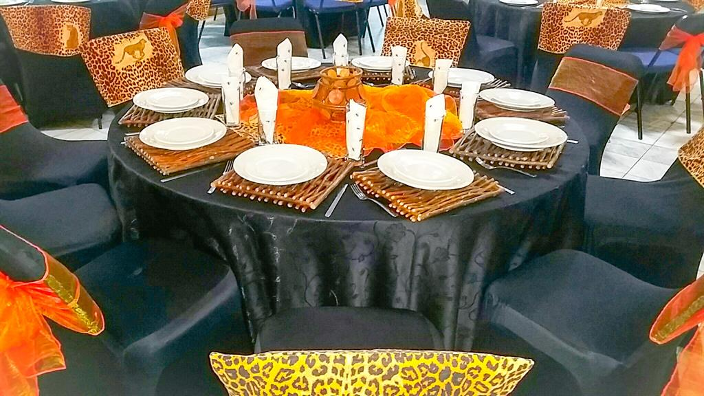 Mbk Decor For Events And Weddings Bloemfontein Projects