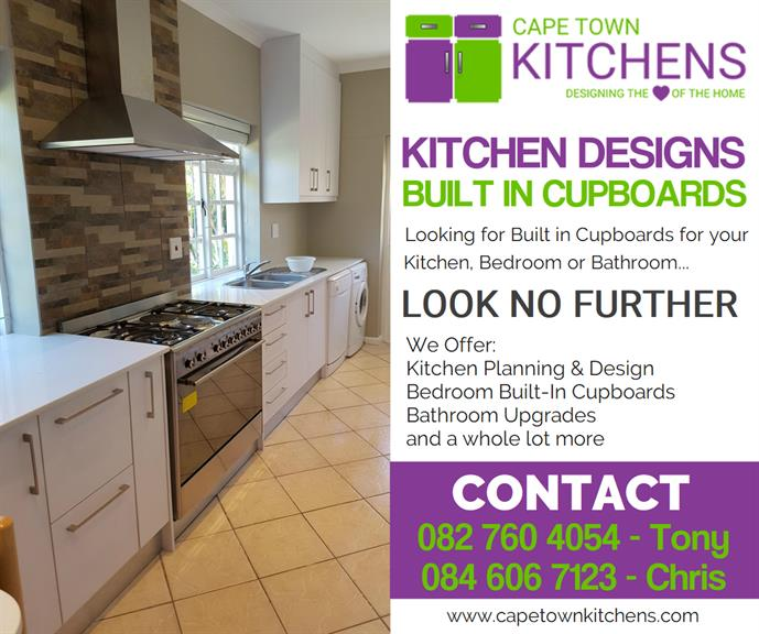 Cape Town Kitchens And Bedroom Cupboards