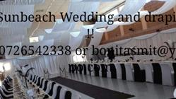 Sunbeach Weddings And Draping