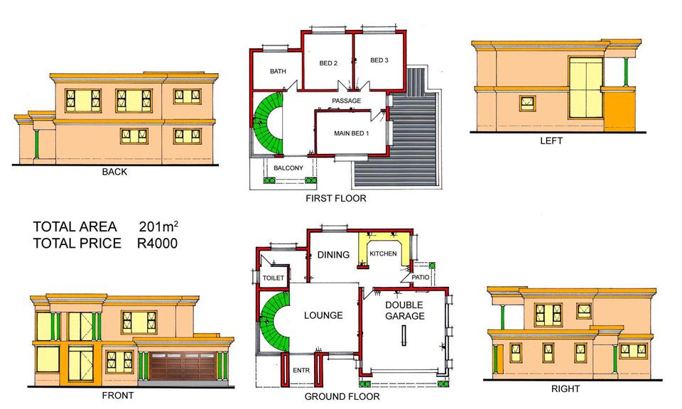 Goan House Designs And Floor Plans: Sekhukhune. Projects, Photos, Reviews