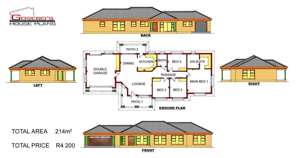 Gosebo House Plans Sekhukhune Projects Photos Reviews And More