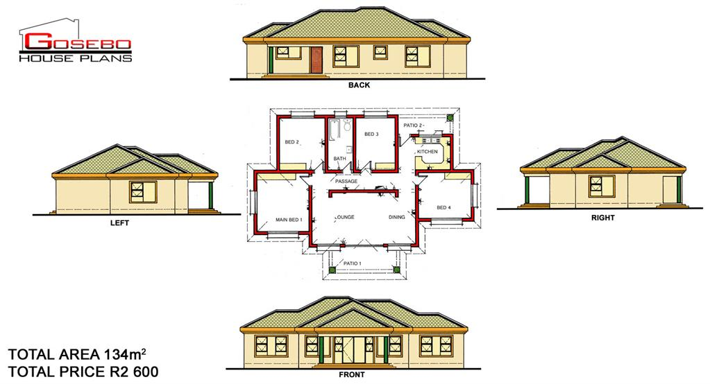 Gosebo House Plans Sekhukhune Projects Photos Reviews
