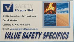 Value Safety Specifics