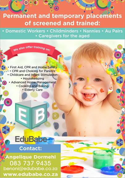 Edubabe - Boksburg  Projects, photos, reviews and more | Snupit