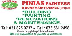 Pinias Painters And Home Maintenance Pty Ltd