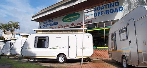 Simple Conqueror Companion For Hire  Centurion  Caravans And Campers