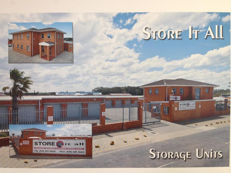 Store it all at the airport port elizabeth projects photos reviews and more snupit - Port elizabeth airport address ...